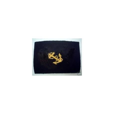 US Confederate Navy Past Midshipman's Cap Badge