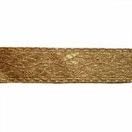 OAK LEAF - 2 W/M GOLD 1 INCH