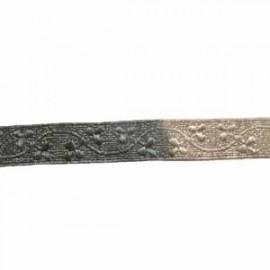 SHAMROCK LACE - 90% SILVER 5/8 INCH