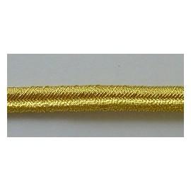 GOLD MYLAR RUSSIA 1/4 INCH BRAID