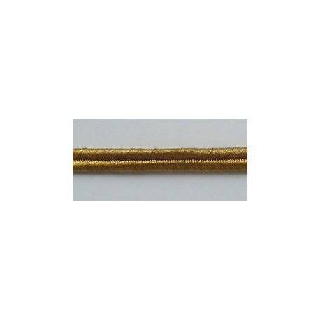 GOLD 2 W/M 3/16 INCH (NO.4) RUSSIA BRAID