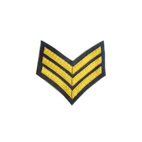 3 BAR CHEVRONS RAF MESS DRESS