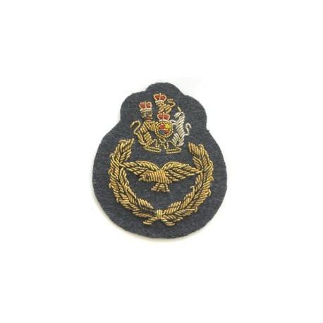 RAF MASTER AIR CREW MESS ARM BADGE