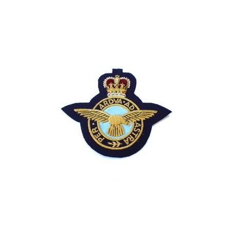 RAF BLAZER BADGE LARGE