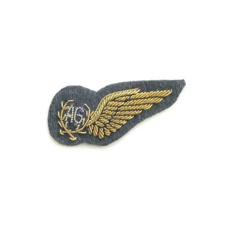 RAF AG WING GOLD MESS DRESS