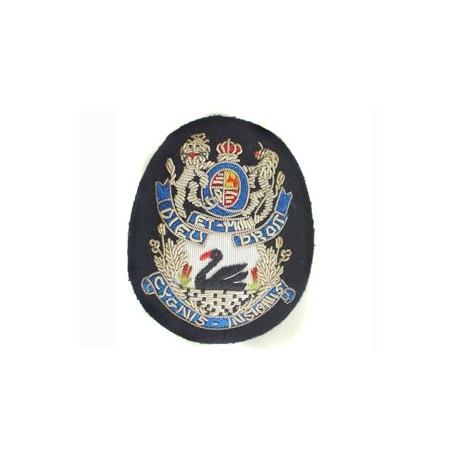 WESTERN AUSTRALIA POLICE CAP BADGE