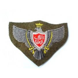 Bahrain Air Force Wings on Khaki