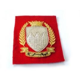 Bahrain Army Cap Badge