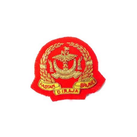 Brunei Customs Controller Badge