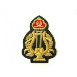 Brunei Army Musician Arm Badge