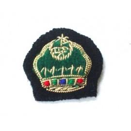 Brunei Rank Crown 3/4 inch