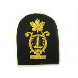 Canadian Naval Collar Badge
