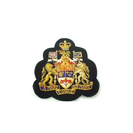 Canadian Regimental Sergeant Major Arm Badge (Ceremonial)