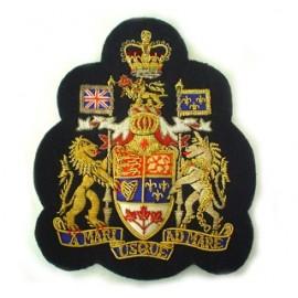 Canadian Regimental Sergeant Major Arm Badge No1