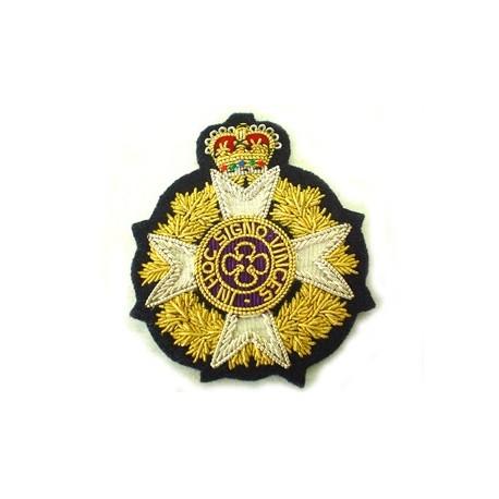 Royal Canadian Army Chaplains Blazer Badge