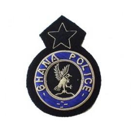 GHANA POLICE FORCE CAP BADGE