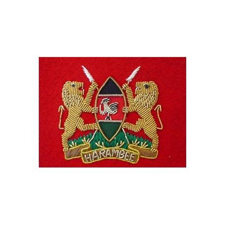 KENYAN AIR FORCE HALF WING