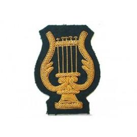 Kenya Army Rank Badge on Navy