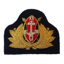 KENYAN NAVY CAP BADGE