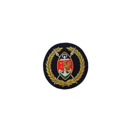 KENYAN NAVY WARRANT OFFICER2 WRIST BADGE