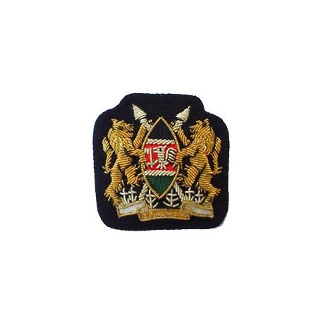 KENYAN SENIOR ADMINISTRATIVE OFFICER CAP BADGE