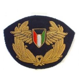 KUWAIT AIRLINE CAP BADGE
