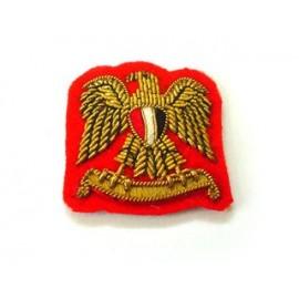 LIBYA BAND SIDE CAP EAGL