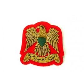 LIBYA MENS SIDE CAP BADGE