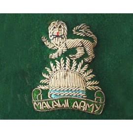 MALAWI ARMY SIDE CAP BADGE