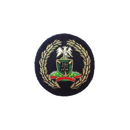NIGERIAN AIRPORT AUTHORITY CAP BADGE