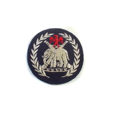 NIGERIAN POLCE CAP BADGE