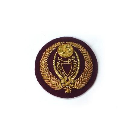 e7e7f39aafa QATAR ARMY CAP BADGE