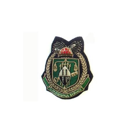 SWAZILAND PRISON CAP BADGE