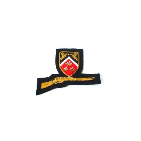 Trinidad and Tobago Skill at Arms Shooting Marksman Badge