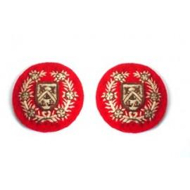Trinidad and Tobago Defence Force Major Rank Badges