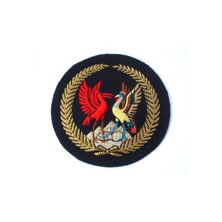 Trinidad and Tobago Defence Force Staff Arm Badge