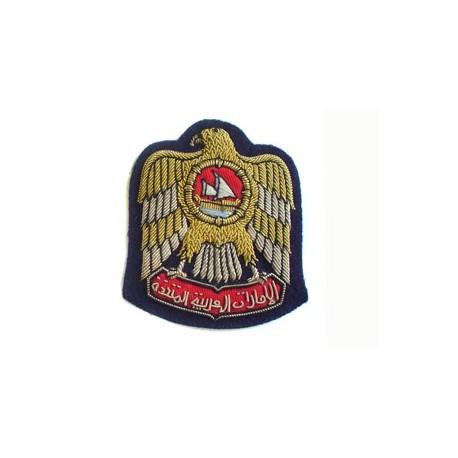 UNITED ARAB EMIRATE CAP BADGES 2 1/2' INCHES