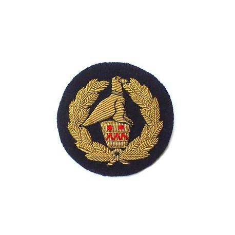ZIMBABWE SENIOR POLICE SGT. ARM BADGE