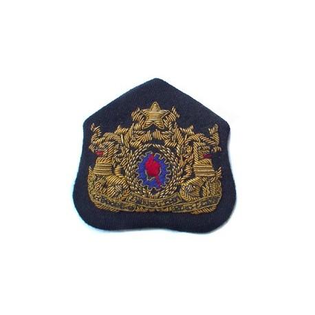 BURMA DEFENCE FORCE CAP BADG