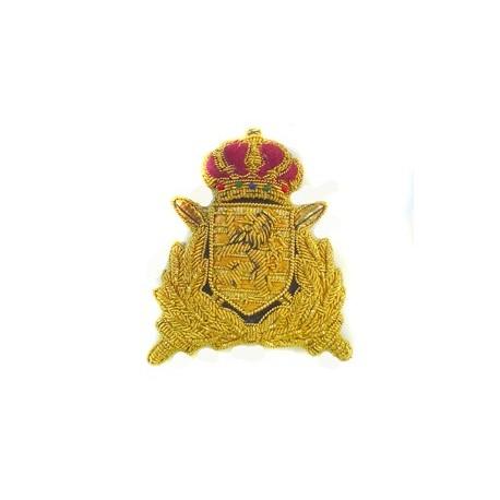GRAND DUKE OF LUXEMBOURG CAP BADGE