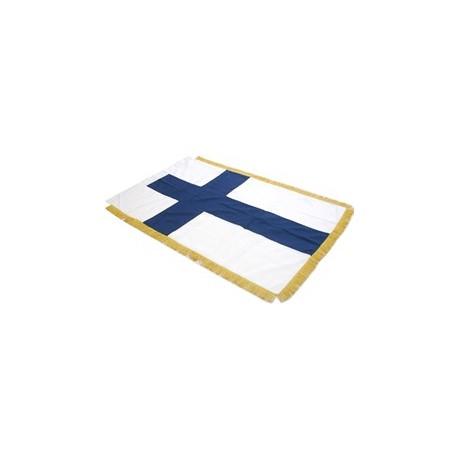Full Sized Flag: Finland