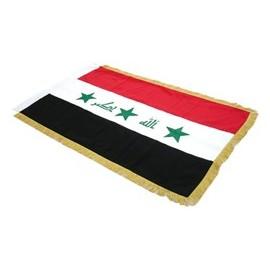 Full Sized Flag: Iraq