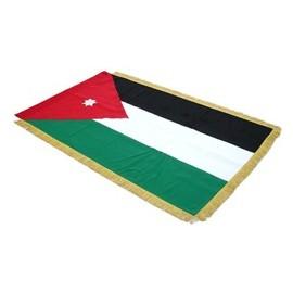 Full Sized Flag: Jordan