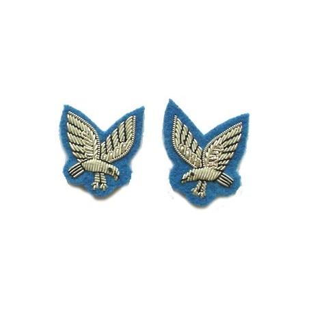 ARMY AIR CORPS NCO COLLAR EAGLE