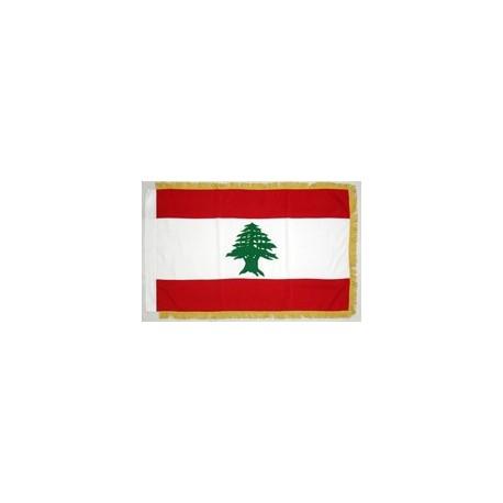 Full Sized Flag: Lebanon