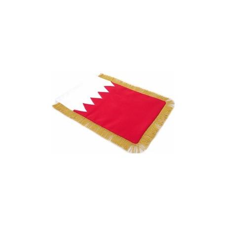 Table Sized Flag: Bahrain