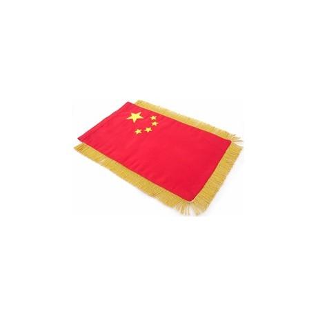 China:Table Sized Flag
