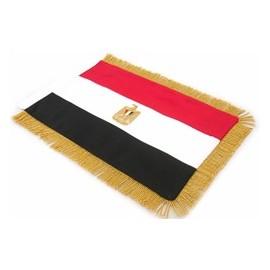Egypt: Table Sized Flag
