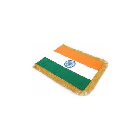 India: Table Sized Flag