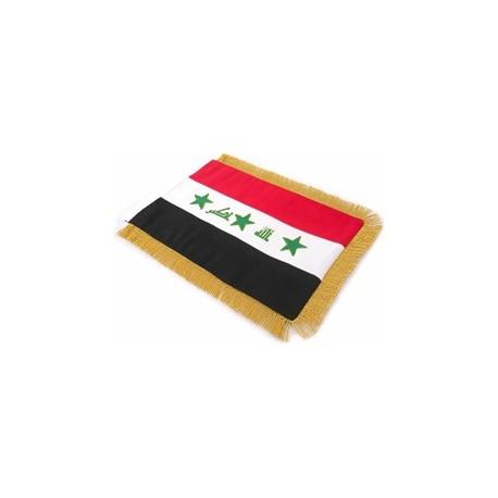 Iraq: Table Sized Flag